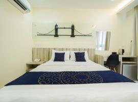 Capital O 89685 Atta Hotel Bukit Mertajam, hotel in Bukit Mertajam