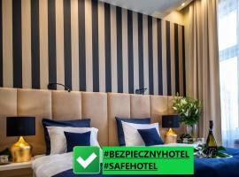 Hotel Royal – hotel w mieście Gliwice