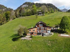 Ferienhaus Gubel, hotel near Alt St. Johann-Sellamatt, Alt Sankt Johann