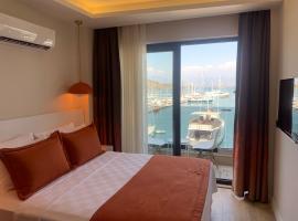 Ece Marina Suit, hotel in Fethiye