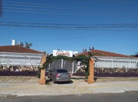 HOTEL CASABLANCA, hotel in Aparecida de Goiânia