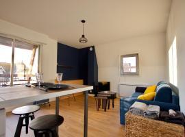 Joli studio ☆ 100m de la mer et du centre ville ☆, hotel in Cabourg