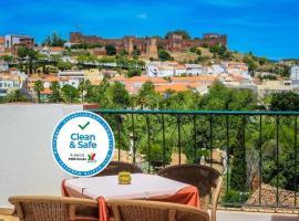 Hotel Colina Dos Mouros, hotel near Vale da Pinta Golf Course, Silves