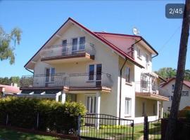 Willa HELJAN, guest house in Międzywodzie