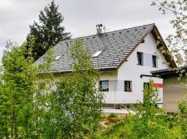 Do zahrady, apartmán v destinaci Liberec