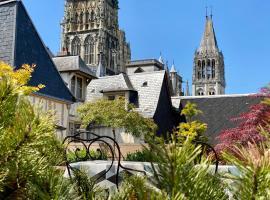 Hôtel De La Cathédrale, hotel en Rouen