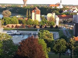 Apartman Panorama, hotel u Vukovaru