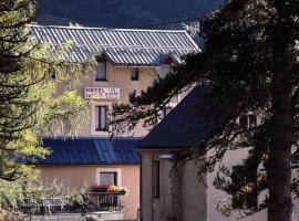 Hôtel Les Castets d'Ayré, hotel in Barèges