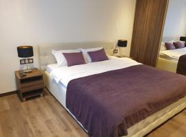 Privāta brīvdienu naktsmītne MARBEO 5 Star Luxury Suites - Siena Liepājā