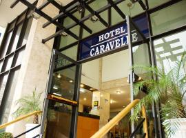 Caravelle Palace Hotel, family hotel in Curitiba