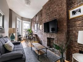 MARVELOUS 3 BEDROOM APARTMENT / PERFECT LOCATION, Ferienwohnung in New York