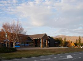 The Godley Hotel, hotel in Lake Tekapo