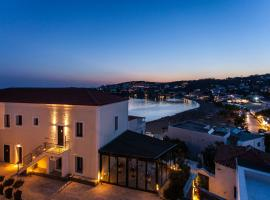 Krinos Suites Andros, hotel in Andros