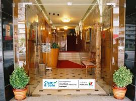 Hotel Vice-Rei, hotel no Porto