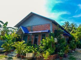 To Wat Tamoem Lodge, hotel in Battambang
