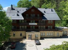 Słoneczna – hotel w Międzygórzu