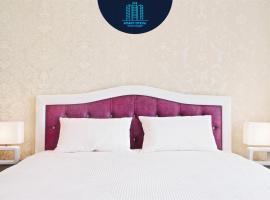 Уютные апартаменты ЖК на Галерея, hotel in Krasnodar