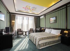 Атташе Отель, отель в Киеве, рядом находится Центральный вокзал Киев-Пассажирский