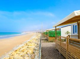 Atlantica Parc, glamping site in Taghazout
