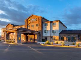 Comfort Inn & Suites Page at Lake Powell, hôtel à Page près de: Lac Powell