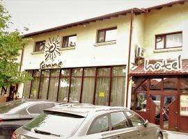 Hotel Sonne, hotel in Sibiu