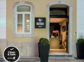Universal Boutique Hotel, hotel na Figueira da Foz