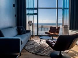 Palace Hotel Zandvoort, strandhotel in Zandvoort