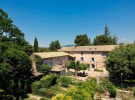 La Bastide Du Bois Breant, hotel near Provence Country Club Golf Course, Maubec