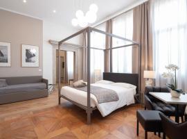 Hotel Palazzo Martinelli Dolfin, hotel in Venice