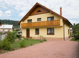 Žltý Dom, apartment in Terchová