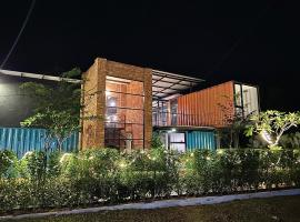 Reserve The Cozytainer, guest house in Taiping