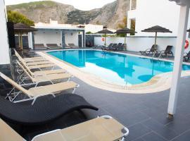 Ino Hotel, hotel a Kamari
