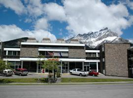 Banff Voyager Inn, motel in Banff