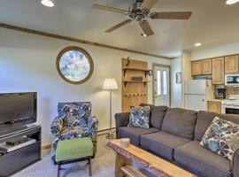 Cozy Living in Ouray, 1 Block Walk to Main St, pet-friendly hotel in Ouray