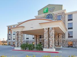 Holiday Inn Express Hotel & Suites Dallas South - DeSoto, hotel in DeSoto