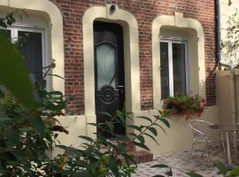 La Villa des Remparts, self catering accommodation in Lisieux