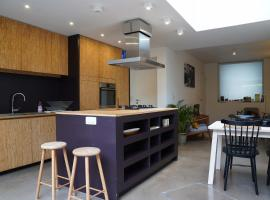 Well-situated and Comfortable Home, vakantiehuis in Gent