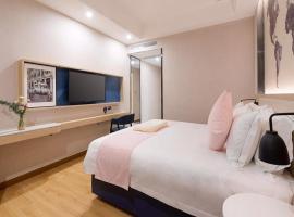Kyriad Hotel Guangzhou Shangxiajiu, hotel near Shangxiajiu Pedestrian Street, Guangzhou