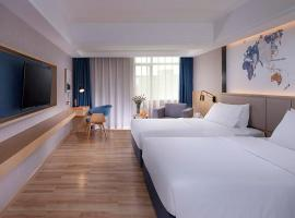 Kyriad Marvelous Hotel Dongguan Changan Light Rail Station, hotel in Dongguan