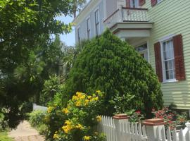 1118 Postoffice Street, vacation rental in Galveston