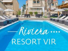 Riviera Resort Vir, hotel in Vir