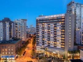 Best Western Premier Chateau Granville Hotel & Suites & Conference Centre, hotel in Vancouver