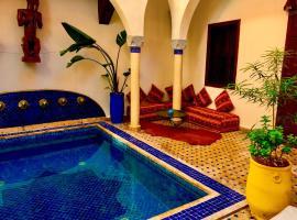 Riad Rêve d'Antan, riad à Marrakech