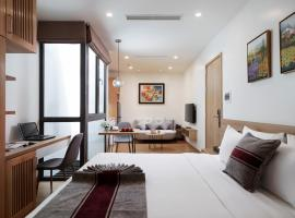 The Galaxy Home Hotel & Apartment, apartment in Hanoi