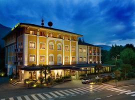 Hotel Brescia, hotel a Boario Terme