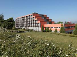 Hotel Panorama, hotel in Teplice