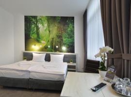 Hotel Roztocze – hotel w Zwierzyńcu