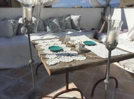 Il Giardino d'Ulisse, bed & breakfast a Reggio di Calabria