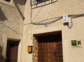 Casa del Juez, Alojamiento rural singular, pet-friendly hotel in Alcalá del Júcar