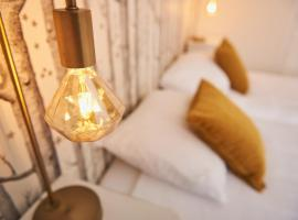 Hotel Steeds aan Zee, hotel in Katwijk